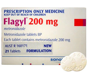 flagyl 200 mg